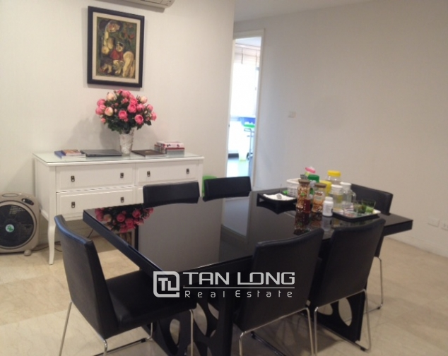 Modern apartment with 3 beds/ 2 baths in P2 Ciputra, Tay Ho, Hanoi 3