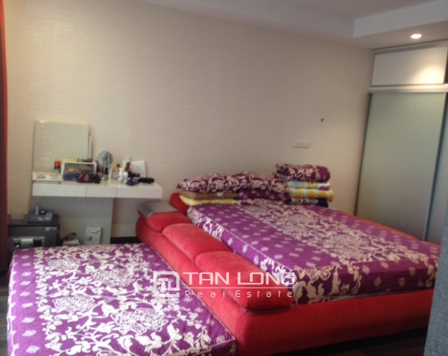 Modern apartment with 3 beds/ 2 baths in P2 Ciputra, Tay Ho, Hanoi 7