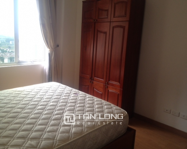 Modern, basic furnished 3 bedroom apartment for sale in G3 Ciputra Hanoi 5