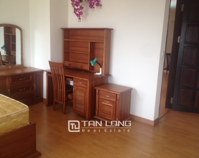 Modern, basic furnished 3 bedroom apartment for sale in G3 Ciputra Hanoi 8
