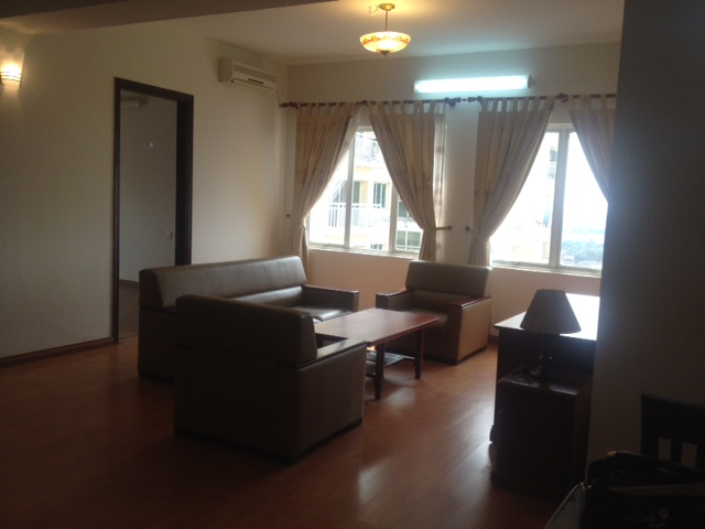 Modern, basic furnished 3 bedroom apartment for sale in G3 Ciputra Hanoi
