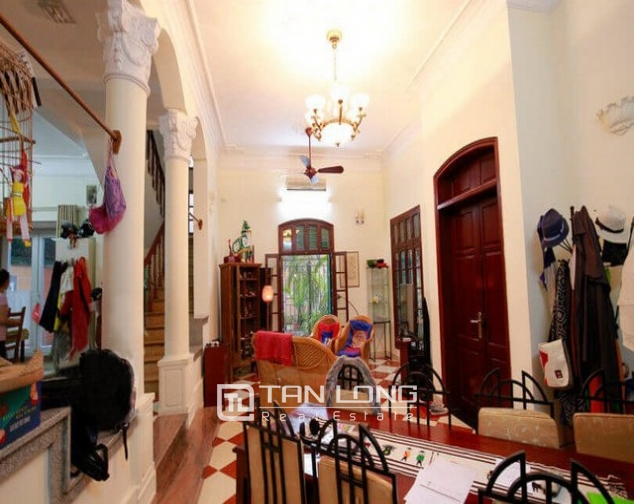 Modern designed house rental in Tay Ho district, Hanoi. 7