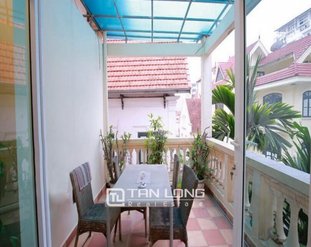Modern designed house rental in Tay Ho district, Hanoi. 10