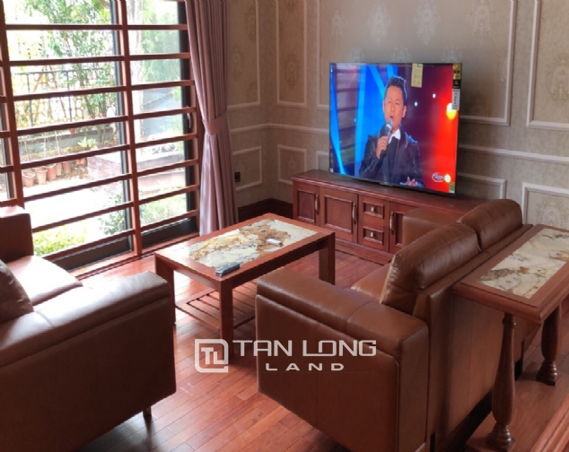 Modern double villa for rent in Starlake Tay Ho Tay! 2