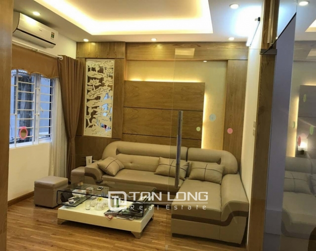 Modern house for rent on Nguyen Trai, Thanh Xuan distr., Hanoi 1