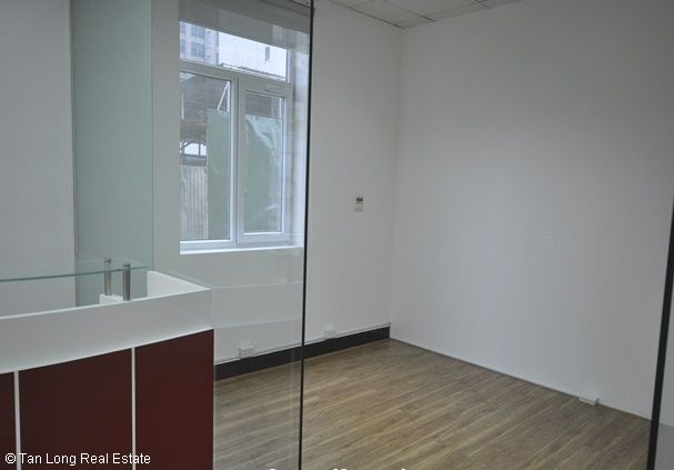 Modern office for rent in Duong Lang street, Dong Da district 2