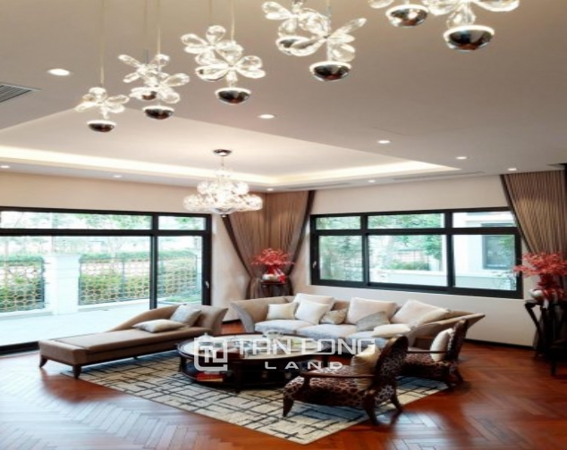 Modern single villa for rent in one of the hottest urban in Tay Ho Tay - Starlake! 2