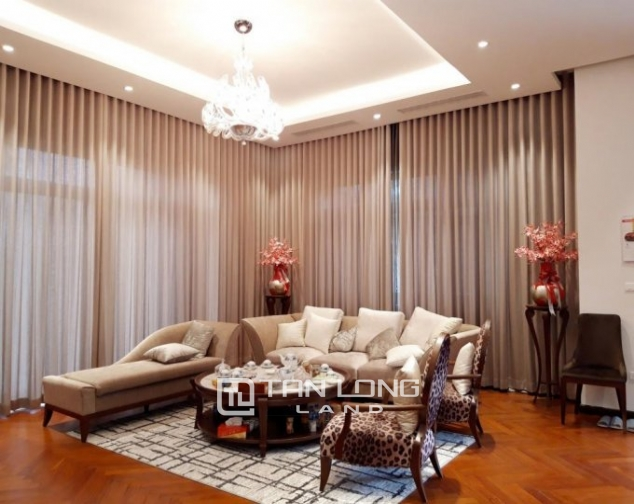 Modern single villa for rent in one of the hottest urban in Tay Ho Tay - Starlake! 3