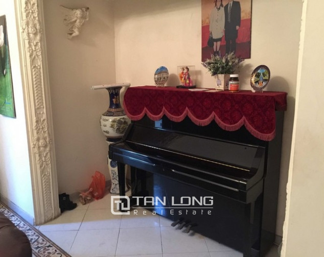 Modern villa for lease in Hang Chuoi, Hoan Kiem, Hanoi, available garage 6