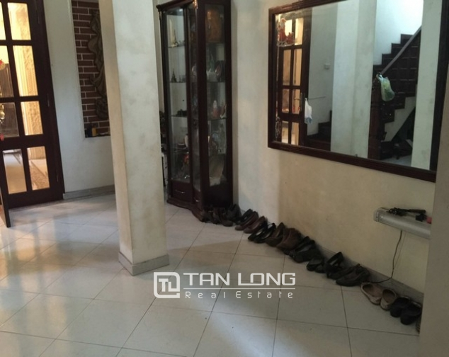 Modern villa for lease in Hang Chuoi, Hoan Kiem, Hanoi, available garage 7