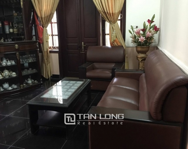Modern villa for lease in Hang Chuoi, Hoan Kiem, Hanoi, available garage 9