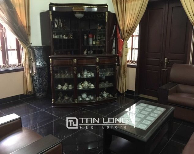 Modern villa for lease in Hang Chuoi, Hoan Kiem, Hanoi, available garage 10