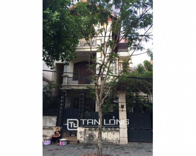 Modern villa for lease in Hang Chuoi, Hoan Kiem, Hanoi, available garage 2