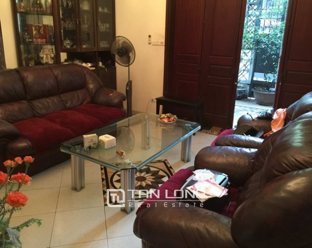 Modern villa for lease in Hang Chuoi, Hoan Kiem, Hanoi, available garage 5