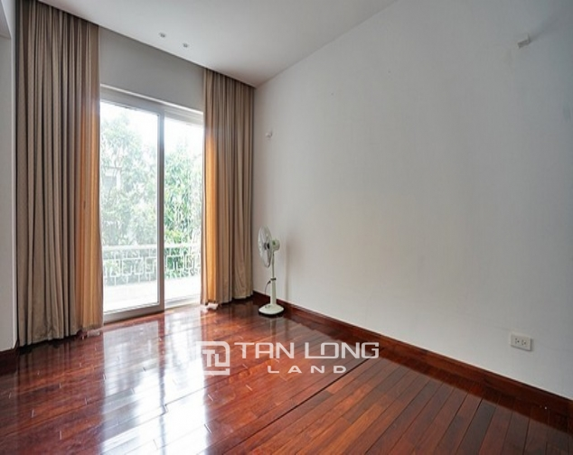 Modernly renovated villa for rent in T7 zone Ciputra urban area Tay Ho 9