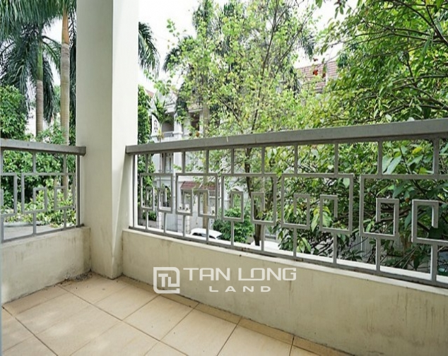 Modernly renovated villa for rent in T7 zone Ciputra urban area Tay Ho 3