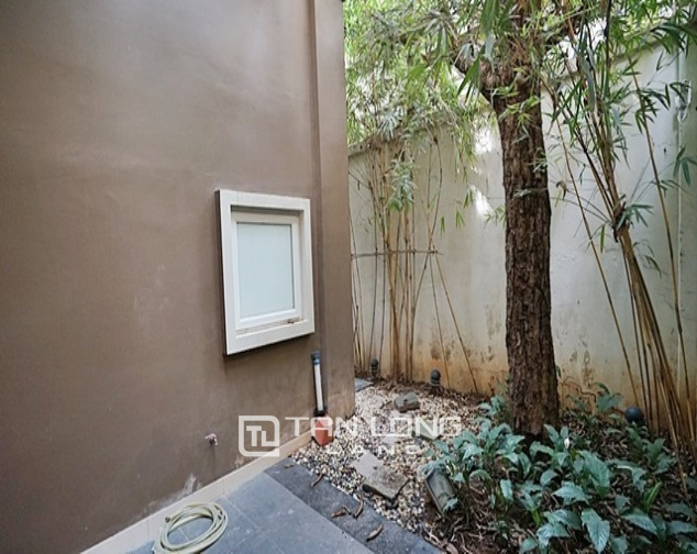 Modernly renovated villa for rent in T7 zone Ciputra urban area Tay Ho 5