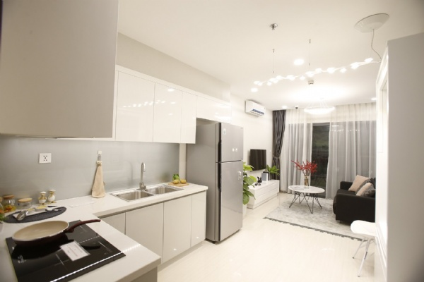 Need to rent 2-bedroom, 55 - 65m2, Vinhomes Ocean Park Gia Lam project cost 6tr / month