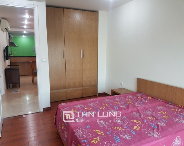 New and modern 3 bedroom apartment for rent in P building, Ciputra 9