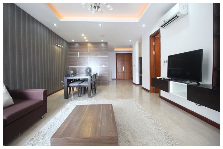 New and modern 3 bedroom full furniture apartment for rent in L1, Ciputra