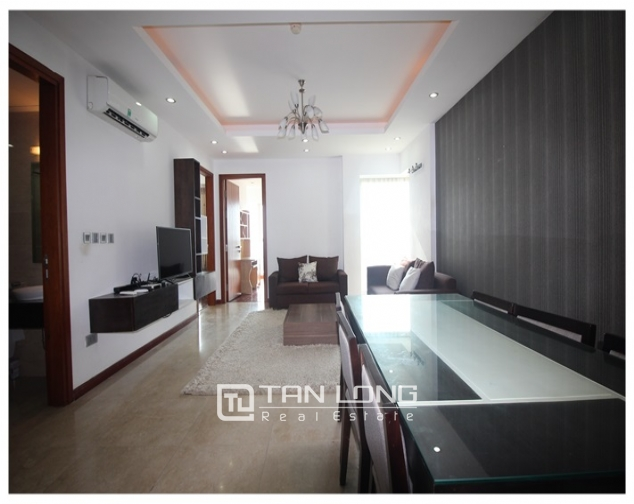New and modern 3 bedroom full furniture apartment for rent in L1, Ciputra 2