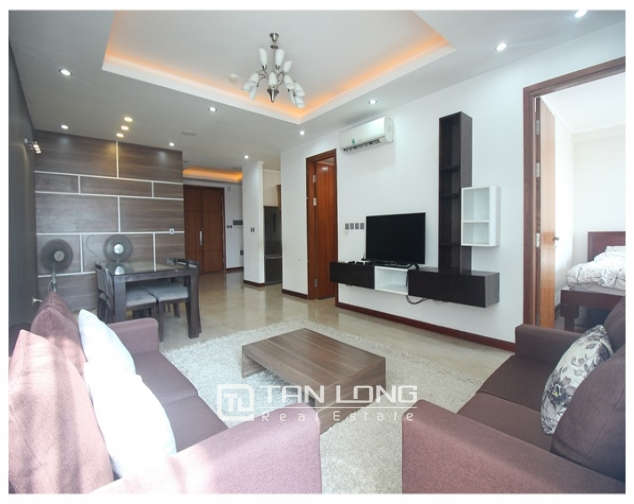 New and modern 3 bedroom full furniture apartment for rent in L1, Ciputra 4