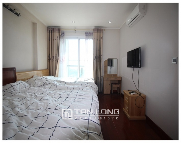 New and modern 3 bedroom full furniture apartment for rent in L1, Ciputra 7