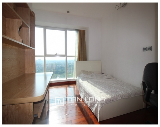 New and modern 3 bedroom full furniture apartment for rent in L1, Ciputra 8