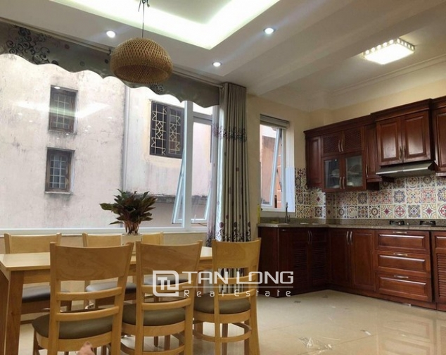 New and spacious 2 bedroom serviced apartment for rent in Au Co street, Tay Ho district 3