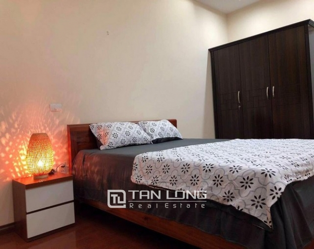 New and spacious 2 bedroom serviced apartment for rent in Au Co street, Tay Ho district 6