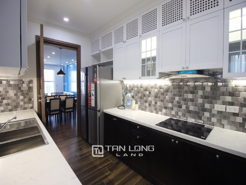 New and spacious 3 bedroom apartment 154sqm for rent in L3 tower The Link Ciputra 1