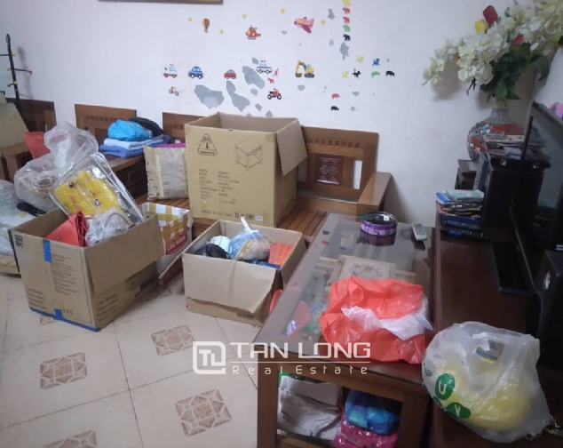 New house for rent in Hao Nam, Dong Da district, 4beds 1