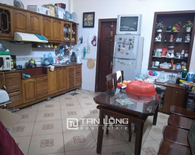 New house for rent in Hao Nam, Dong Da district, 4beds 2