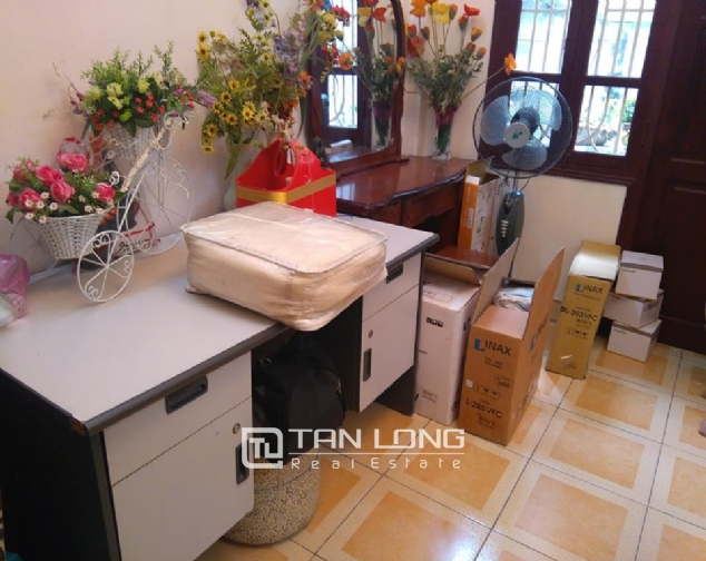 New house for rent in Hao Nam, Dong Da district, 4beds 3
