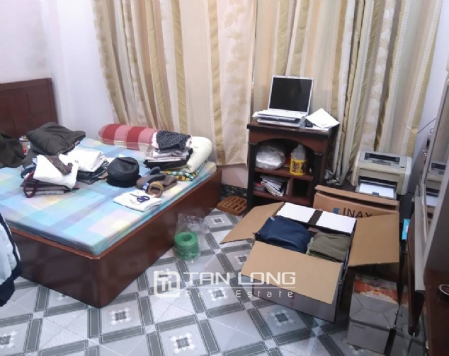 New house for rent in Hao Nam, Dong Da district, 4beds 4