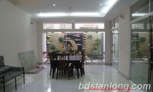 New house for rent in Tay Ho street, Tay Ho district 8