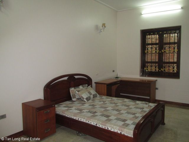 New semi - furnished 4 bedroom villa to rent in My Dinh 1, Nam Tu Liem district, Ha Noi 7