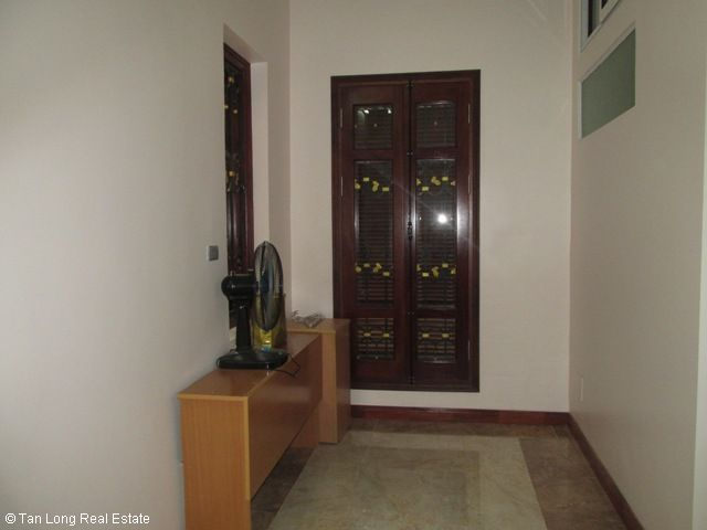 New semi - furnished 4 bedroom villa to rent in My Dinh 1, Nam Tu Liem district, Ha Noi 8