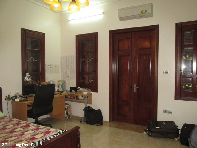 New semi - furnished 4 bedroom villa to rent in My Dinh 1, Nam Tu Liem district, Ha Noi 4