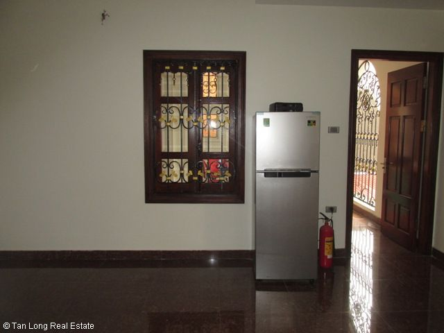 New semi - furnished 4 bedroom villa to rent in My Dinh 1, Nam Tu Liem district, Ha Noi 2