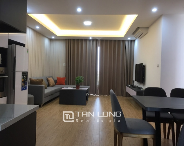 New Serviced apartment for rent on Au Co street, facing Nhat Tan bridge 1