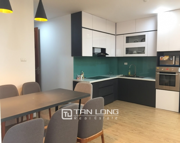 New Serviced apartment for rent on Au Co street, facing Nhat Tan bridge 3