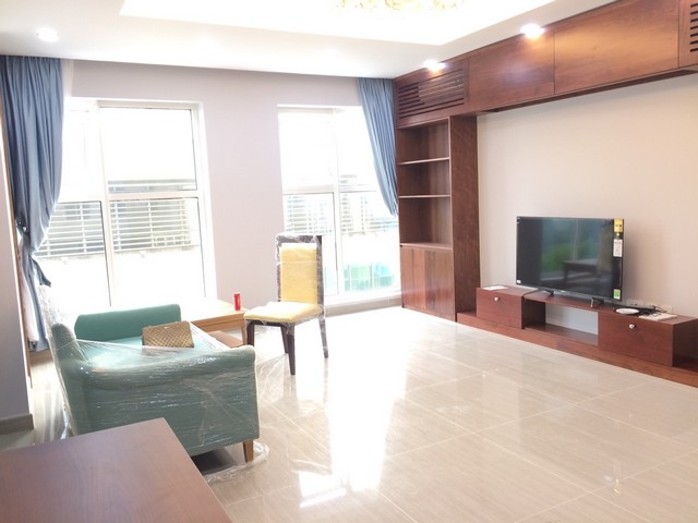 Newest 3 bedroom full furnished apartment for rent in L3 The Link Ciputra