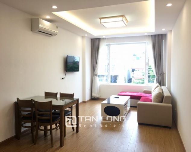 Newly apartment in Au Co street, Tay ho dist, hanoi for lease 1