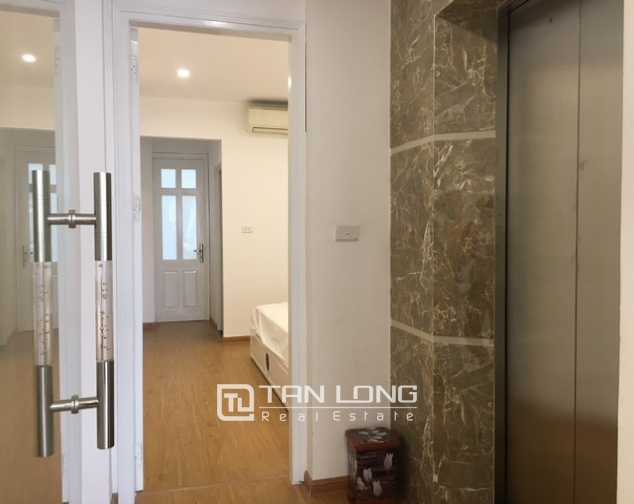 Newly apartment in Au Co street, Tay ho dist, hanoi for lease 3