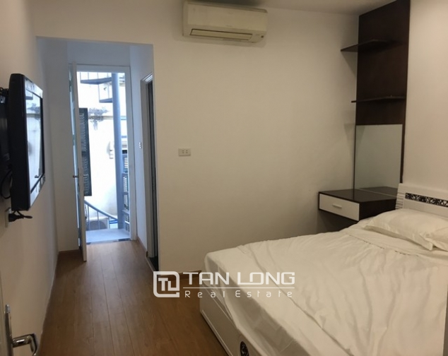 Newly apartment in Au Co street, Tay ho dist, hanoi for lease 4