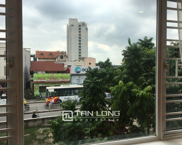 Newly apartment in Au Co street, Tay ho dist, hanoi for lease 7