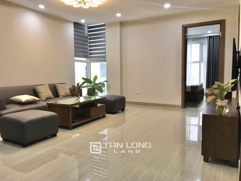 Newly equipped 3 bedroom 114sqm apartment for rent in L345 The Link Ciputra 1