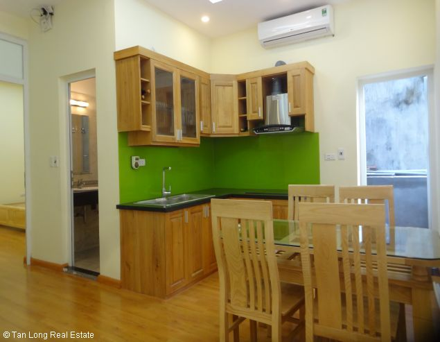 Nice 1 bedroom apartment with new furniture for rent in Nghi Tam, Tay Ho, Hanoi 5