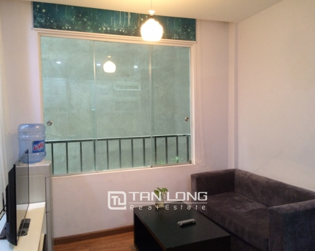 Nice 1 bedroom serviced apartment in Trung Kinh, Cau Giay for lease 1